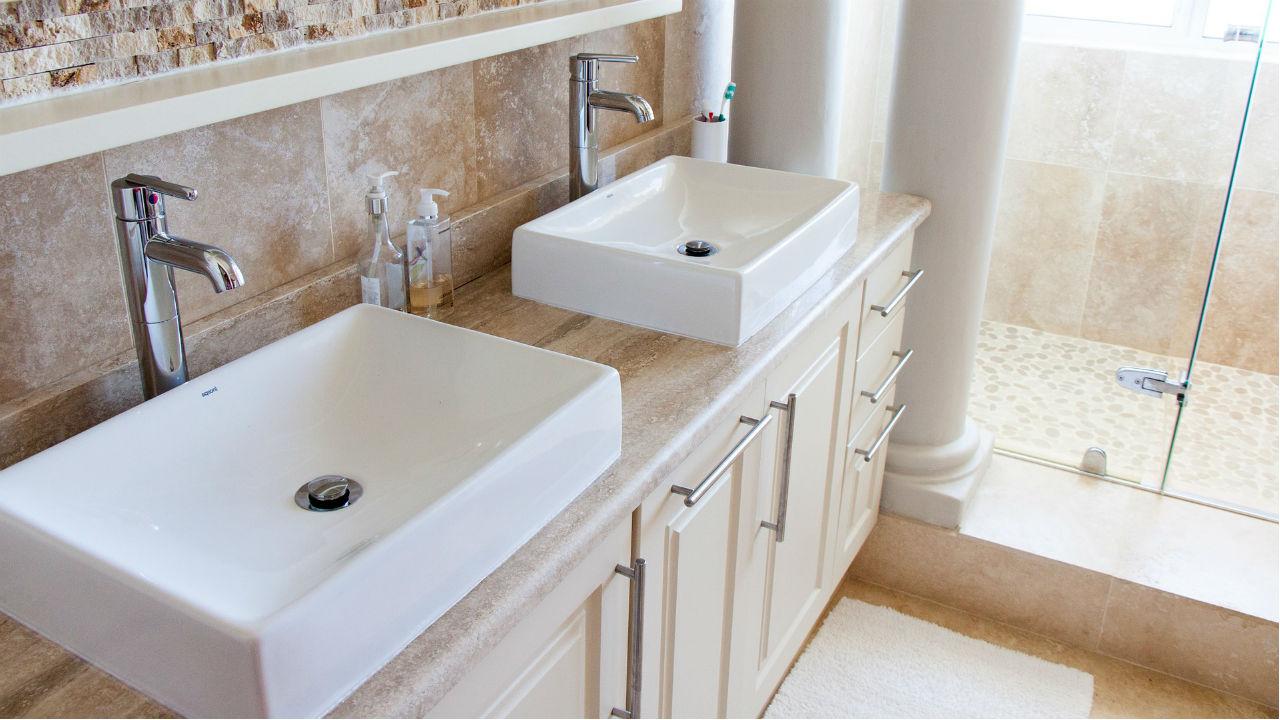 badkamermeubel bij Douche Concurrent