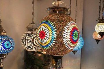 Marrokaanse of Arabische lampen